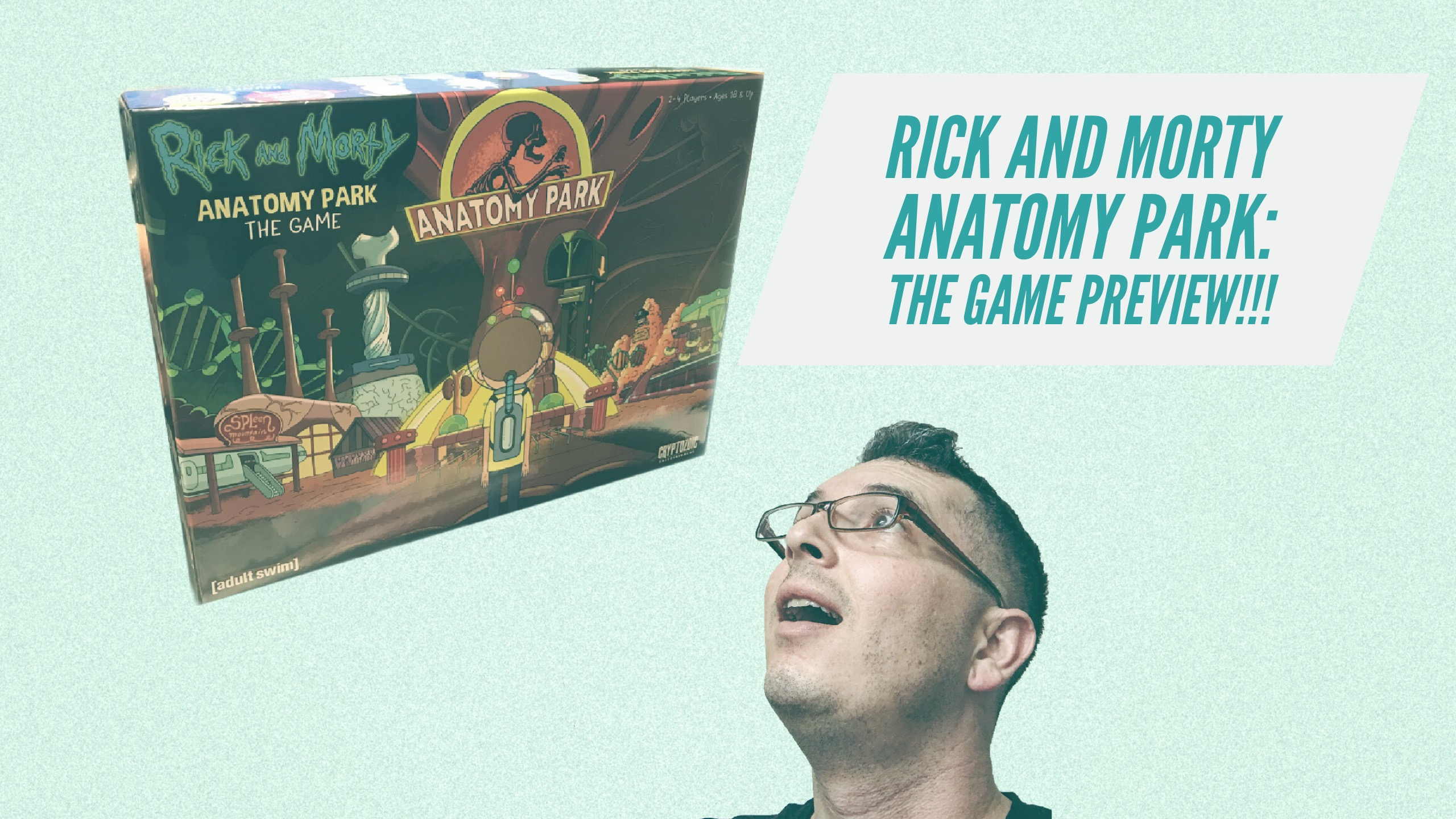 Rick And Morty Anatomy Park The Game Preview